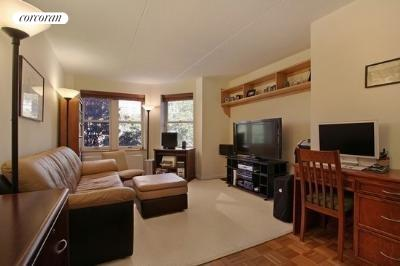 110 West 90th Street, 4H, Living Room