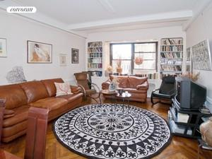 440 West End Avenue, 9A, Living Room