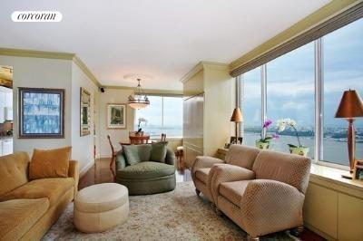 200 Riverside Blvd, 41A, Living Room