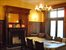 127 West 119th Street, 1, Dining room/ FP/ doors to deck