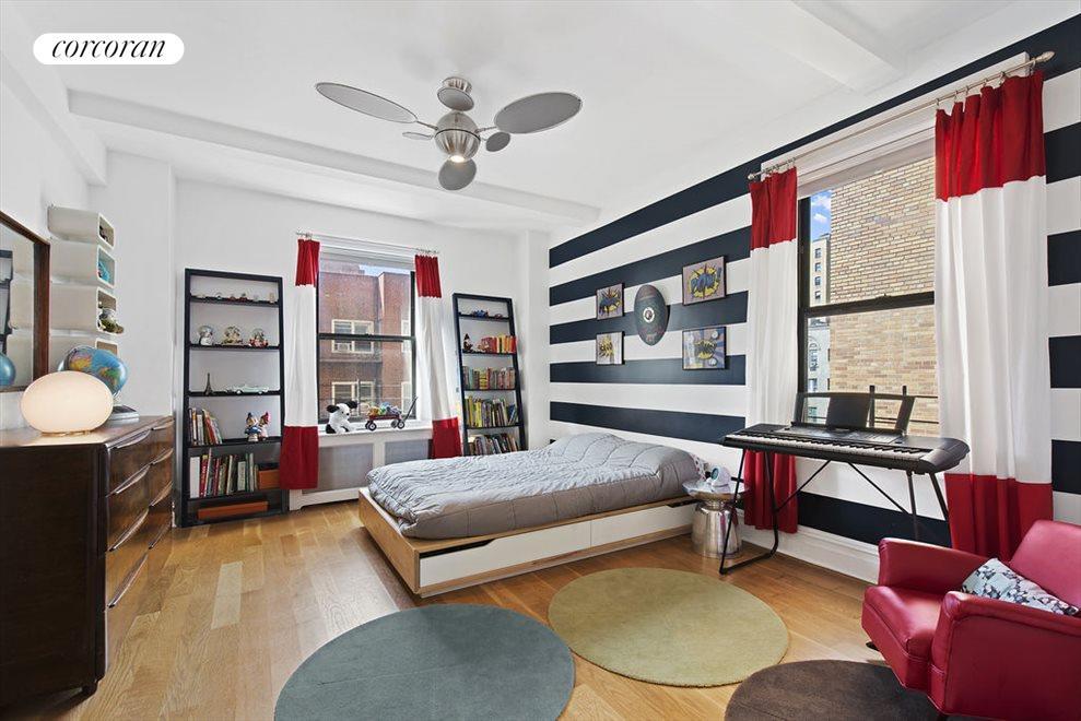 Southwest Facing Bedroom