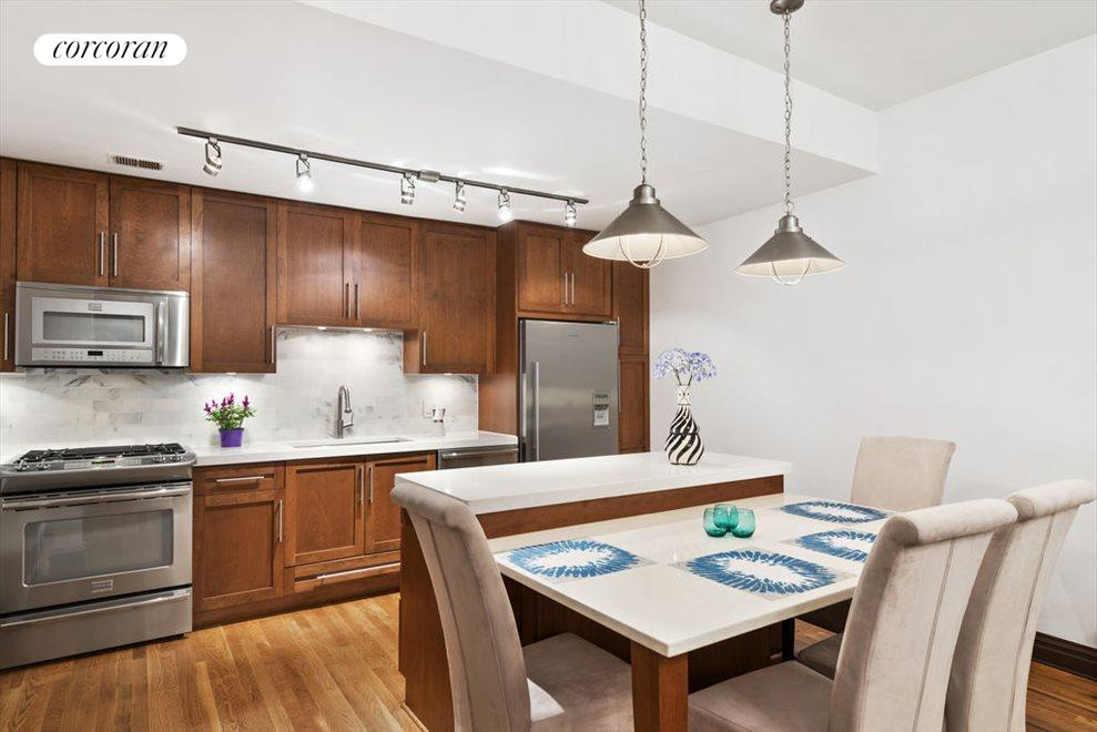Renovated Open Concept Kitchen