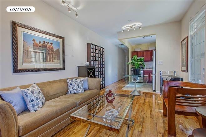 2041 Fifth Avenue, 6E, Living Room