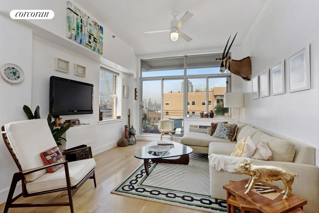 29 South 3rd Street, 4E, Living Room