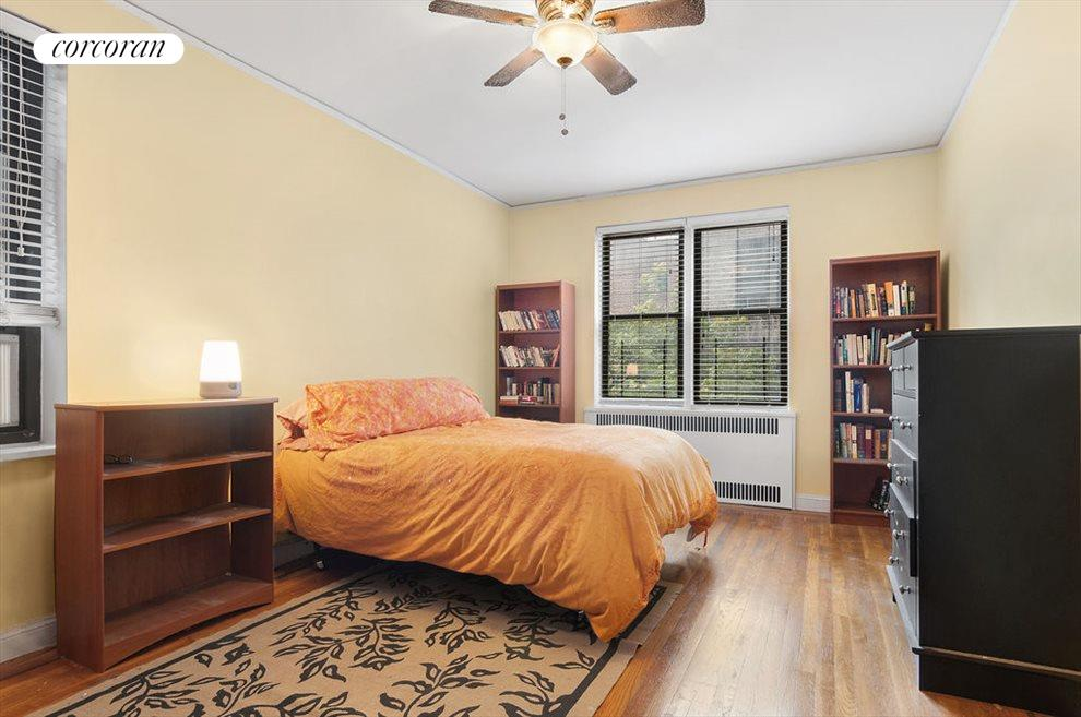 Huge bedroom with space for a full bedroom set