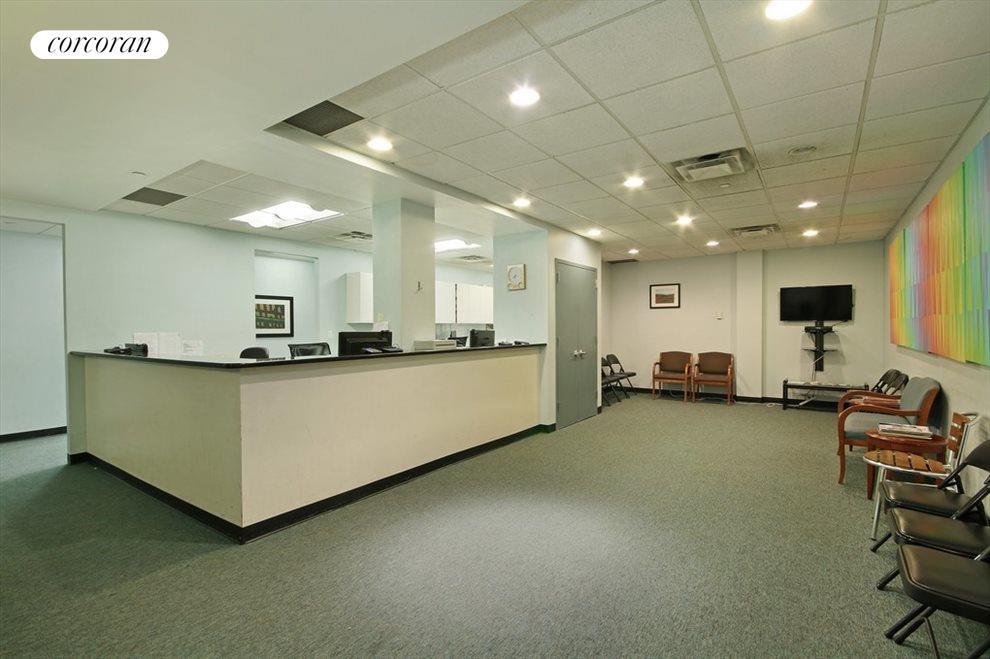 Waiting/Reception Area