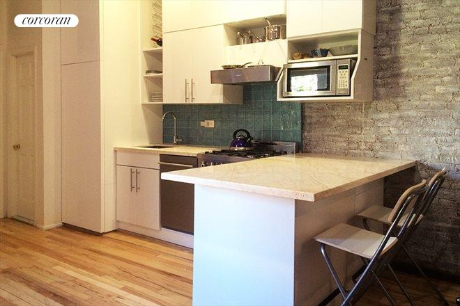 105 West 77th Street, 3D, Kitchen