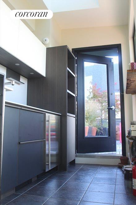 Custom Henry-Built Rooftop Kitchen