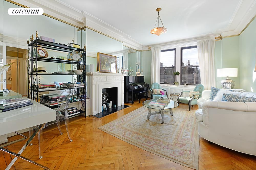 255 West 84th Street, 5C, Living Room