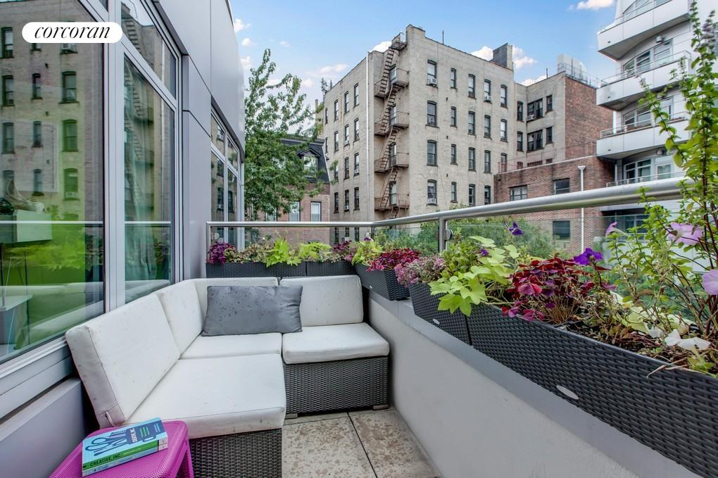 181 Clermont Avenue, 211, Lovely Balcony Overlooking Garden Below