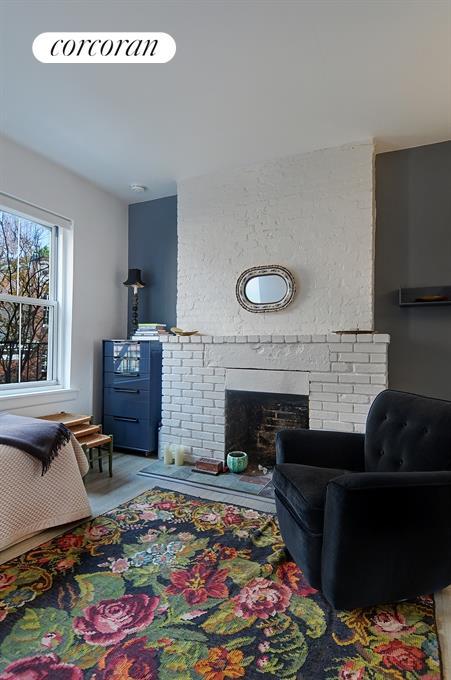 92 Horatio Street 4E North Facing Living And Sleeping Area
