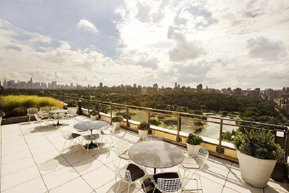 New York City Real Estate | View 1280 Fifth Avenue, #17B | Roof Deck