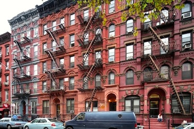 East Village Apartments Sit Empty Because Rent Is Too High, Report Says