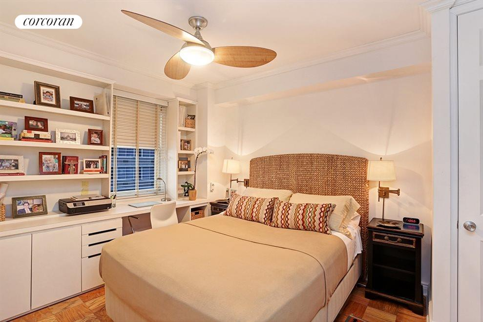 Bedroom with Excellent Storage and Sunny Views