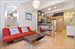 242 South 1st Street, 2F, Living Room / Dining Room