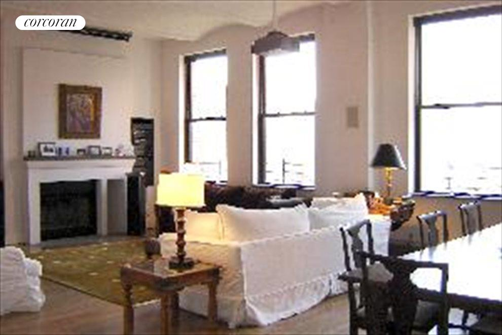 New York City Real Estate | View 257 West 17th Street, #7D | 2 Beds, 2.5 Baths