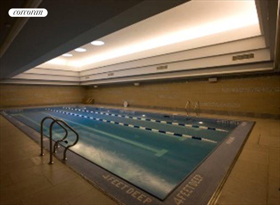 51' Swimming Pool