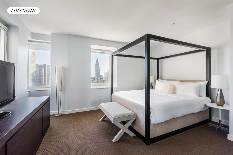 70 West 45th Street, PH3(D), Living Room