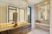 505 West 19th Street, 5C, Master Bathroom