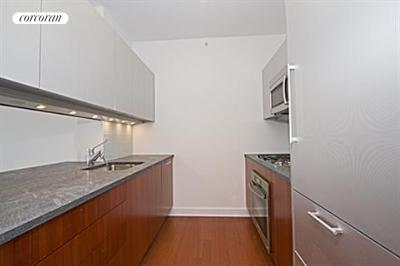 100 Riverside Blvd, 15E, Kitchen