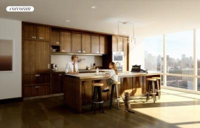 151 East 85th Street, 19H, Kitchen