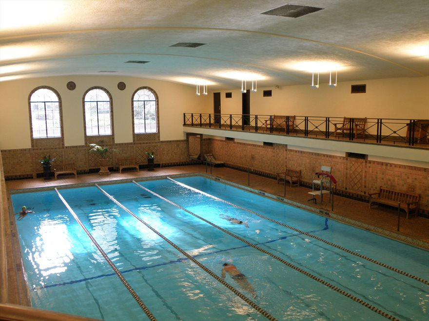 Lovely half Olympic Swimming Pool