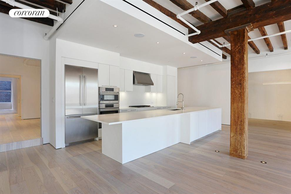 New York City Real Estate | View 184 Grand Street, #5th Floor | Kitchen / Dining Room