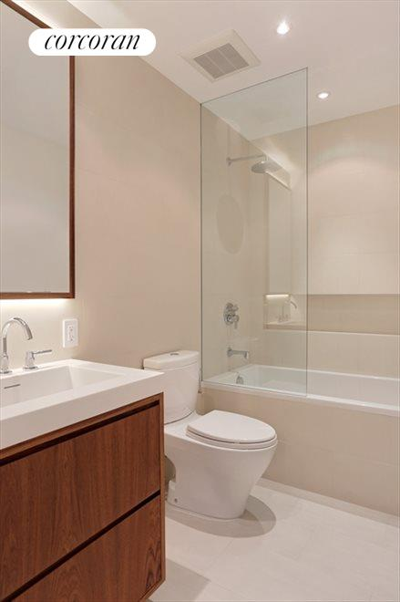 New York City Real Estate | View 184 Grand Street, #5th Floor | Bathroom