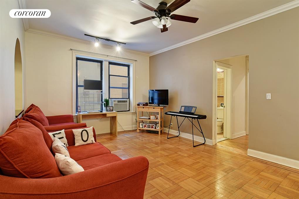 225 Eastern Parkway, 3D, Beautifully renovated kitchen...