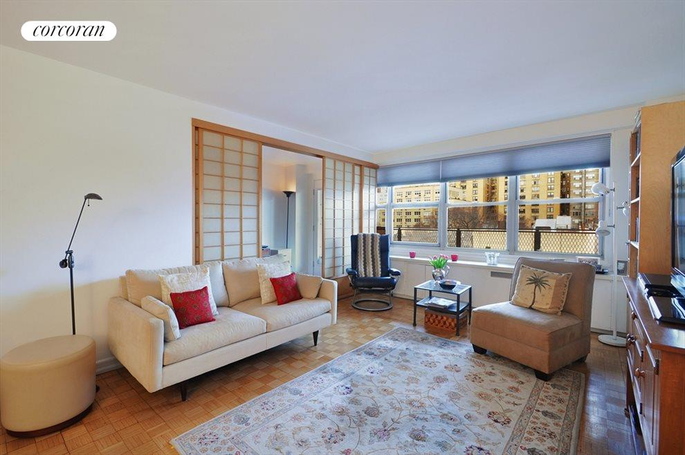 New York City Real Estate | View 444 East 84th Street, #8E | 1 Bed, 1 Bath