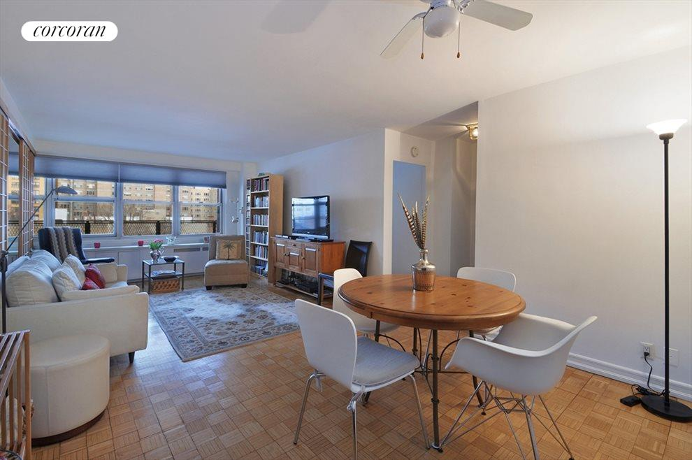 New York City Real Estate | View 444 East 84th Street, #8E | Living/Dining