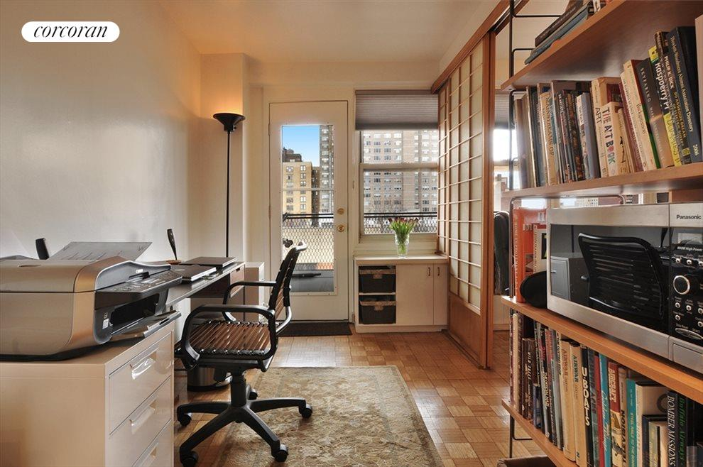 New York City Real Estate | View 444 East 84th Street, #8E | Dining L/Office