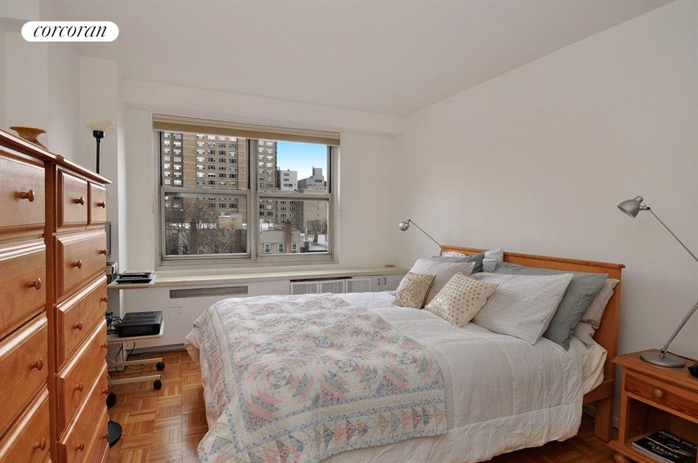 New York City Real Estate | View 444 East 84th Street, #8E | Bedroom