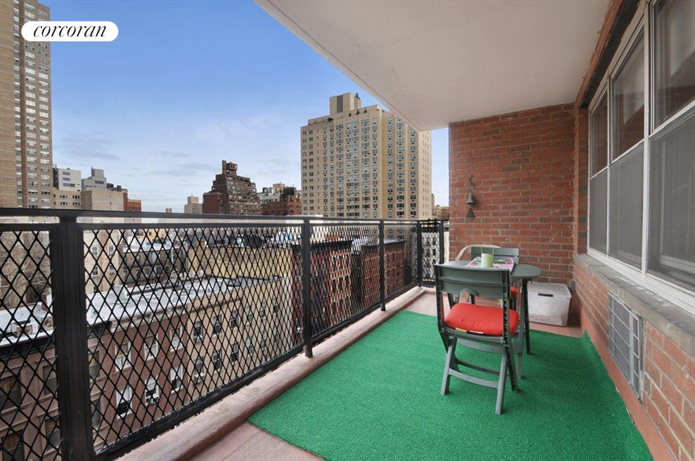 New York City Real Estate | View 444 East 84th Street, #8E | Terrace