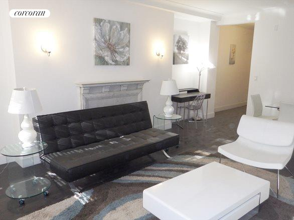 15 West 55th Street, 8B, Living Room