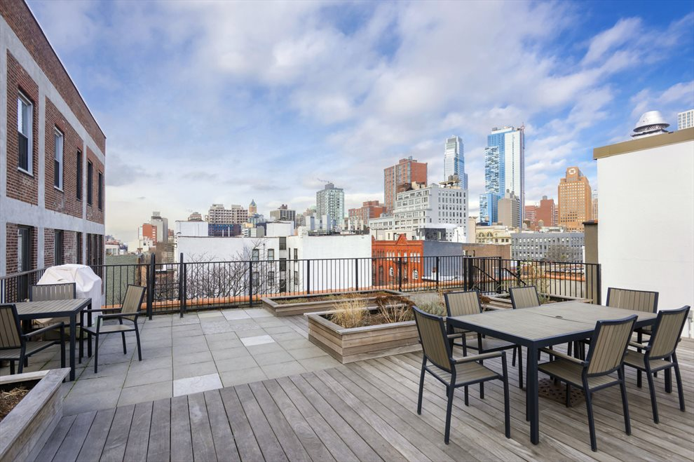 New York City Real Estate | View 422 State Street, #1 | Shared Roof Deck