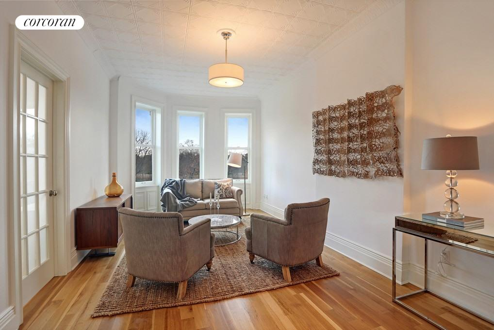 160 Prospect Park West, 4, Living Room