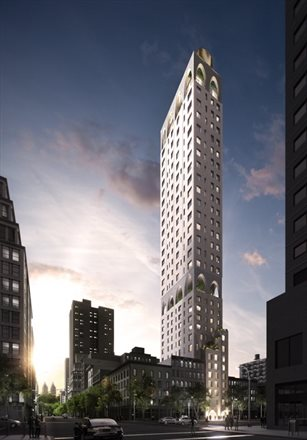180 East 88th Street, 34B, Building Exterior