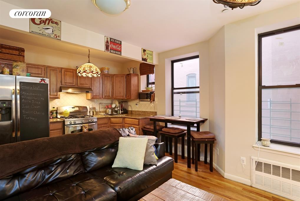 601 West 138th Street, 5C, Living Room