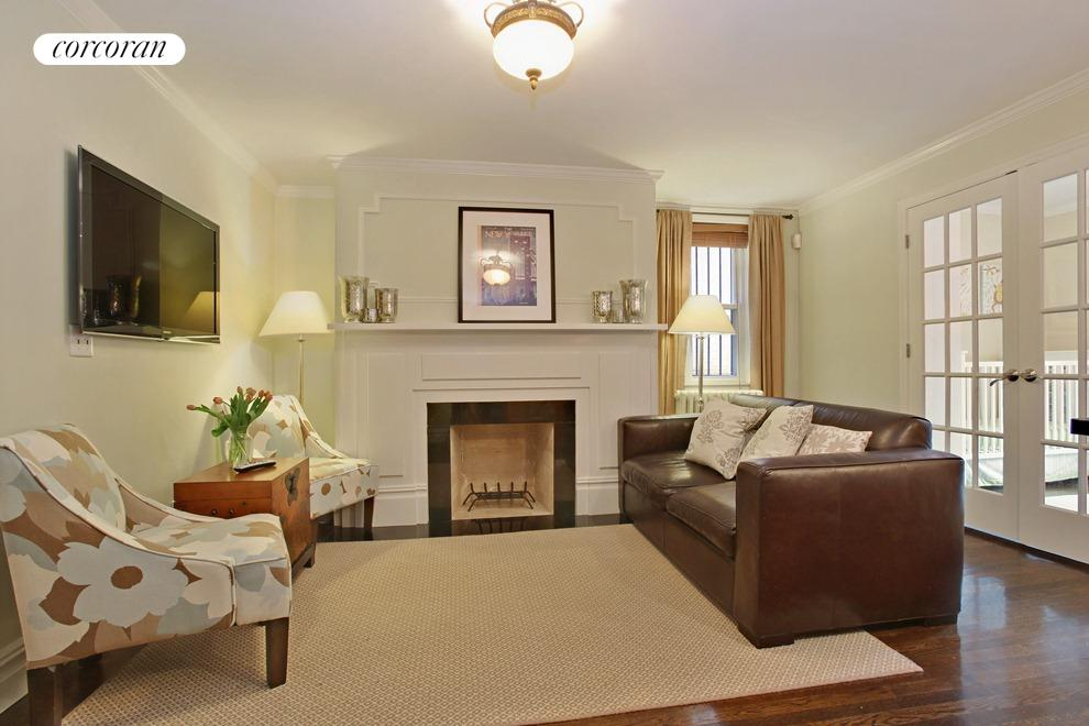 63 Cranberry Street, 1, Living Room