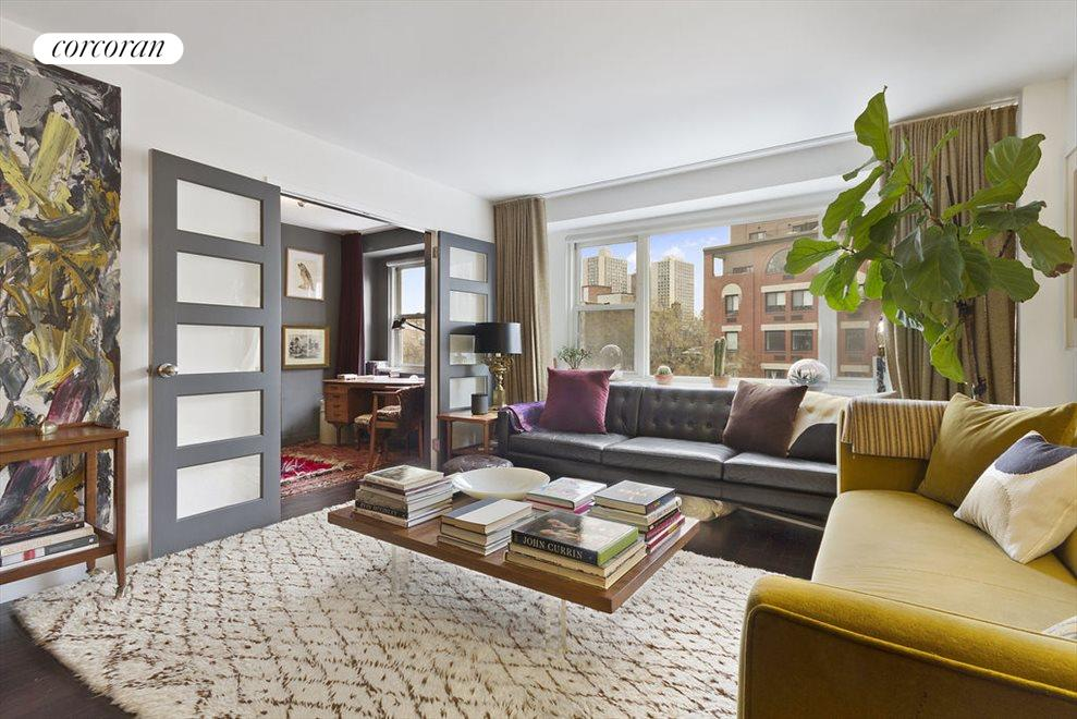New York City Real Estate | View 2 CHARLTON ST, #6J | 2 Beds, 1 Bath