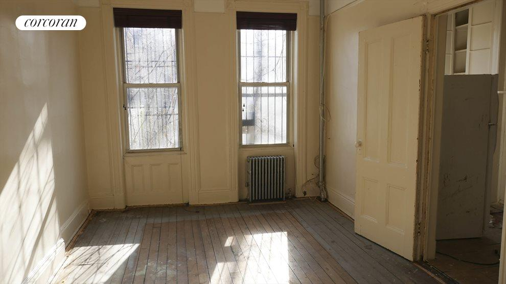 New York City Real Estate | View 690 MacDonough Street | Southern facing windows