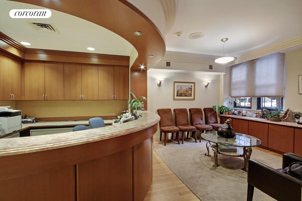 215 East 72nd Street, Office E, Waiting/Reception Area