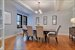 135 Eastern Parkway, 6E, Elegant dining...