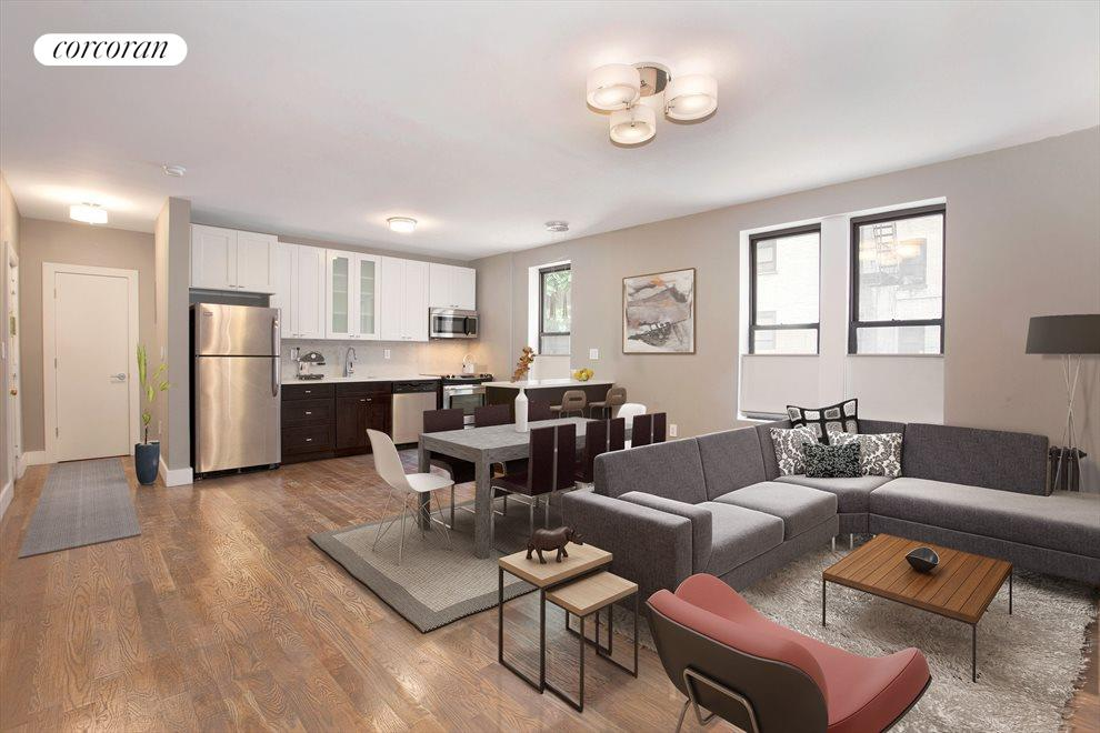 New York City Real Estate | View 2107 Bedford Avenue, #C11 | room 3