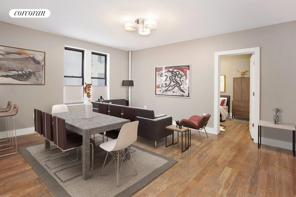 New York City Real Estate | View 2107 Bedford Avenue, #C11 | room 4