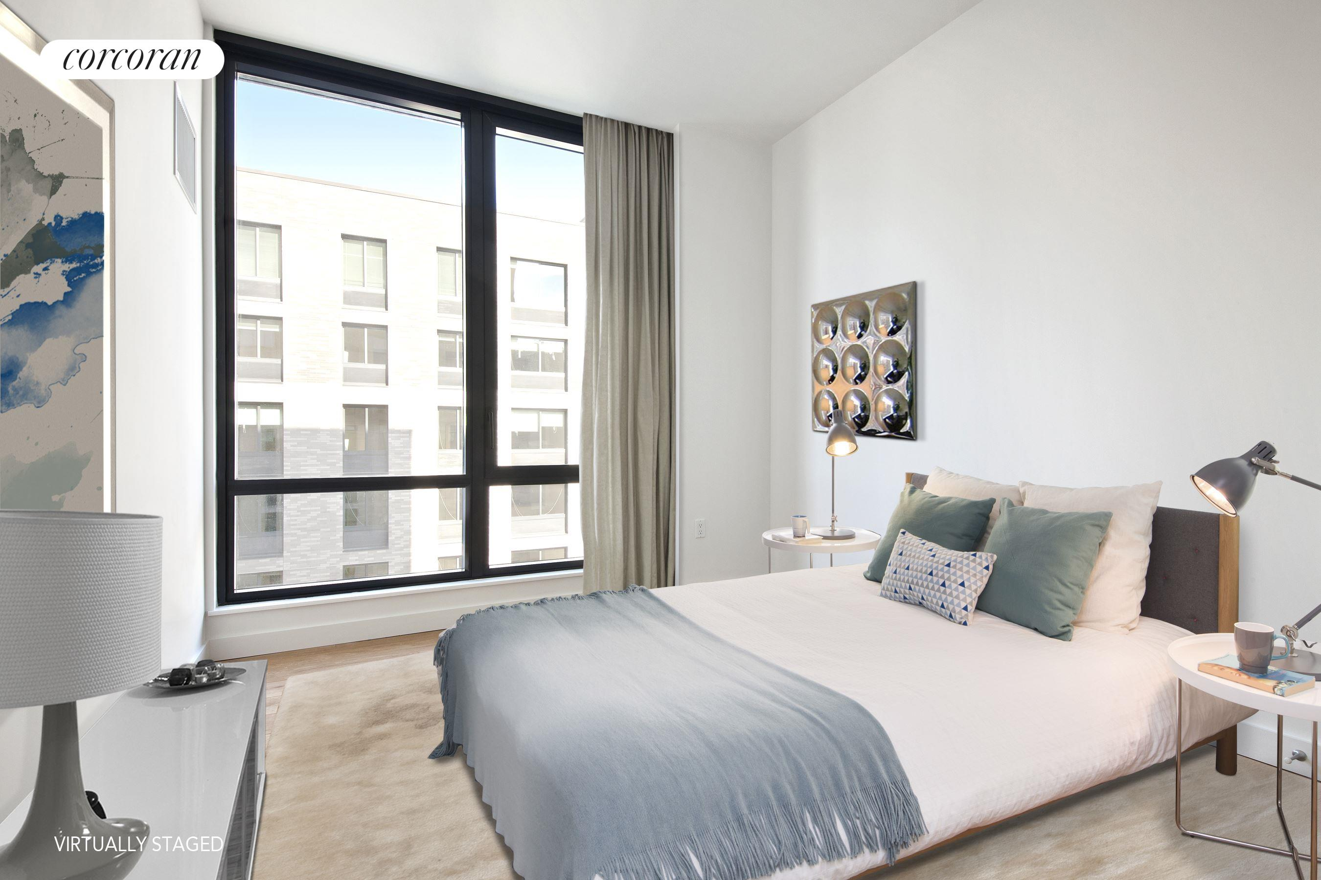 23 West 116th Street, 7C, Bedroom