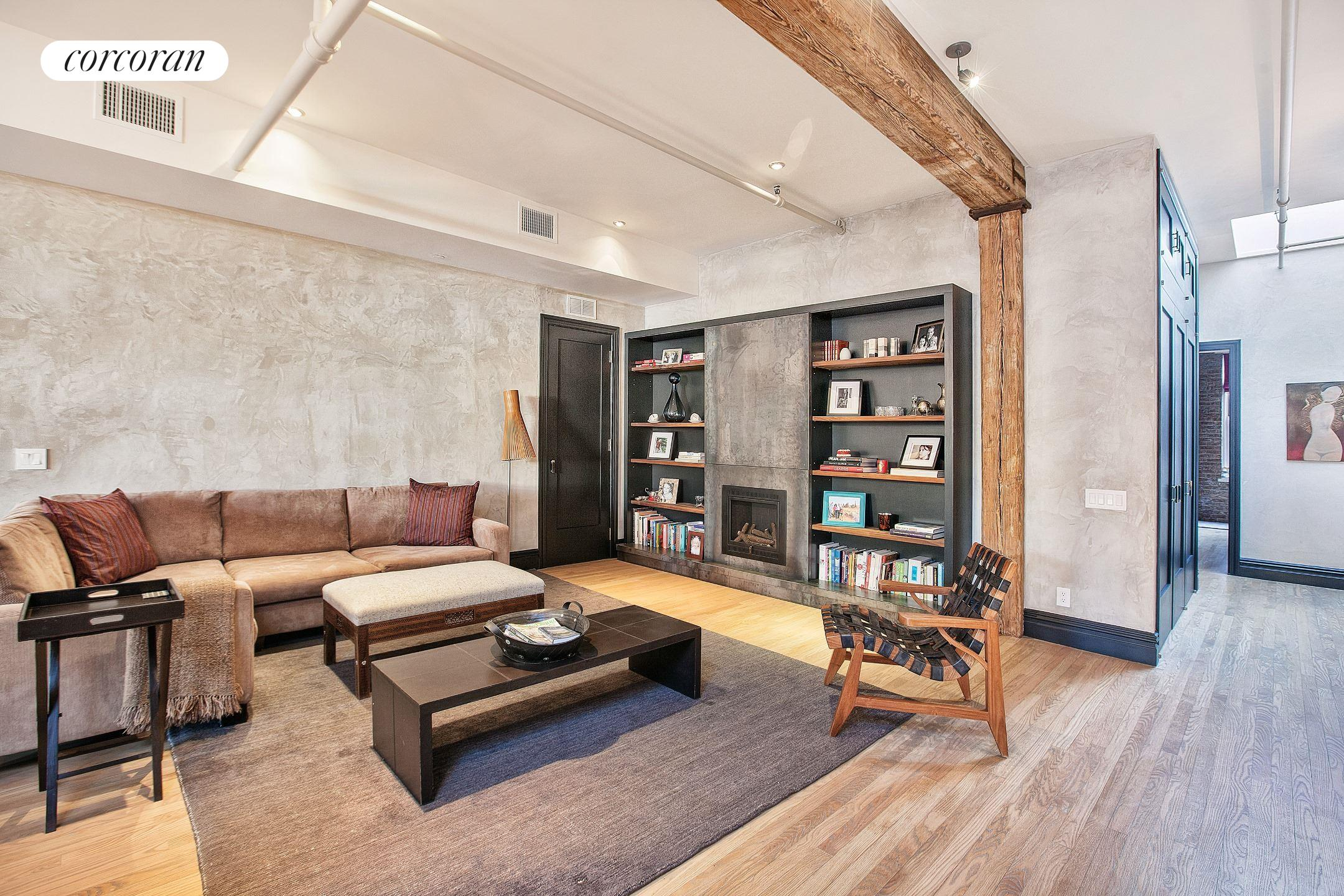 Corcoran 38 north moore apt 6e tribeca real estate for Tribeca property for sale