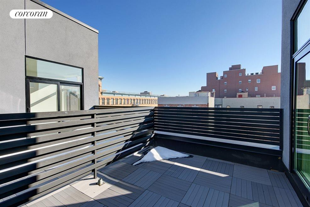 New York City Real Estate | View 622 Grand Avenue, #201 | Terrace