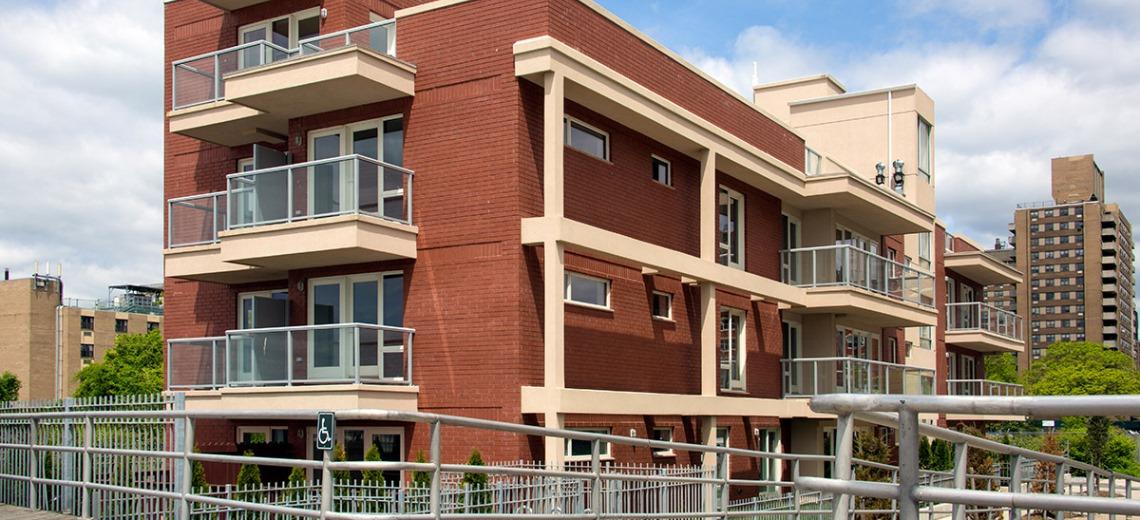 The Oceanview Condominium